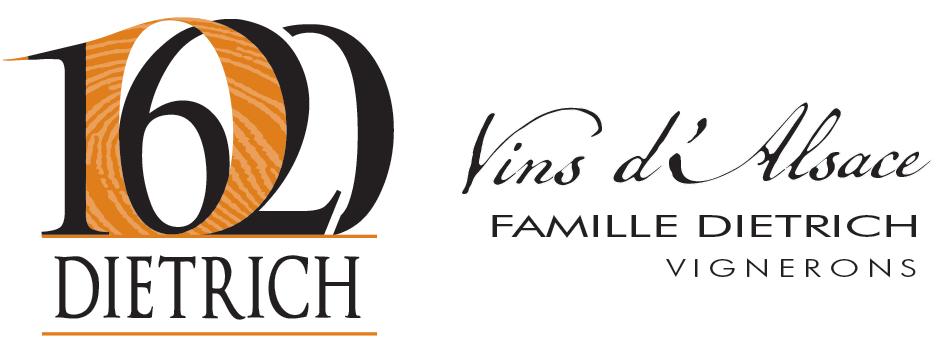Logo Vins d'Alsace Famille Dietrich