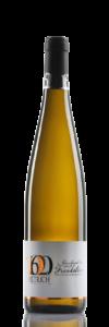 Bouteille de vin d|'Alsace : Grand Cru